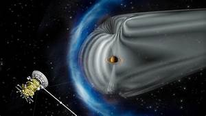 Saturn Hit By Strong Blast Of Solar Wind; Sheds Light On ...