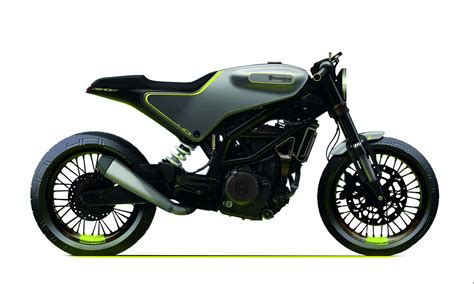 Vitpilen 401 Image by Husqvarna 401 Vitpilen And Smartpilen Concepts Photo