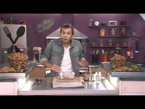 recette barre de céréales aux noix par laurent mariotte
