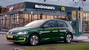 Garage Volkswagen 93 : volkswagen d voile une e golf taill e pour mcdonald 39 s ~ Dallasstarsshop.com Idées de Décoration