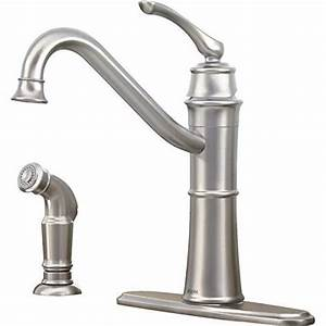 Handle Mechanism Kit For 7400  7600 Series Kitchen Faucets
