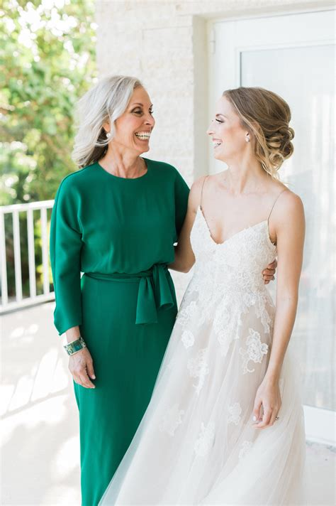 favorite mother   bride dresses  real weddings
