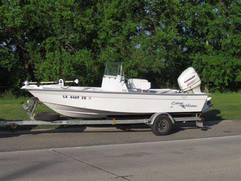 Chion Bay Boats For Sale In Louisiana by 2003 Cape Horn Bay Boat Center Console For Sale In