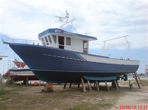 Fishing Boat Plans by Fishing Boat Plans Steel Fish 2018