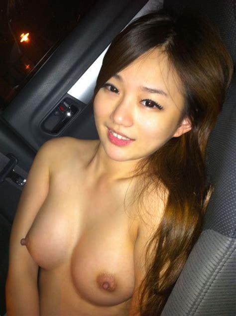 Cute Girl Nude Selfie In Car At Night Juicyasians