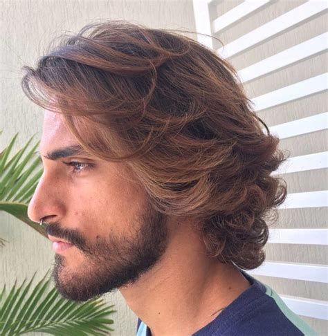 model rambut ikal keriting pria terbaru  penata rambut