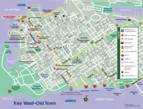 Key West Florida Street Map