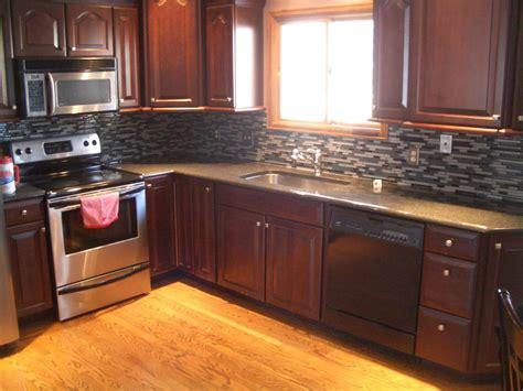 kitchen floor ideas with dark cabinets photos hgtv neutral kitchen with gray herringbone