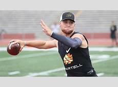 Top dualthreat QB Tate Martell commits to Ohio State
