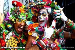 Déguisement Carnaval Original : id es originales de d guisements th me carnaval mardi gras ~ Melissatoandfro.com Idées de Décoration