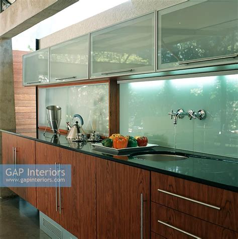kitchen sinks trinidad and tobago gap interiors kitchen sink and counter with a platter of