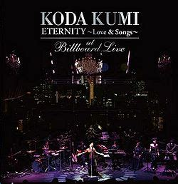 koda kumi eternity love songs  billboard