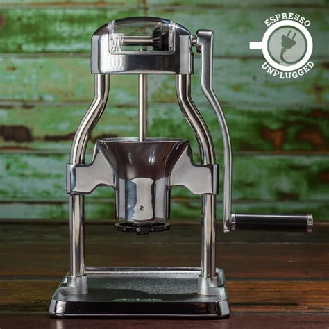 At rok we engineer to last decades and minimise energy use. ROK coffee grinder review - Espresso Unplugged