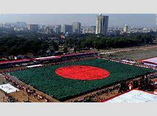 Bangladesh breaks human flag record CNNcom