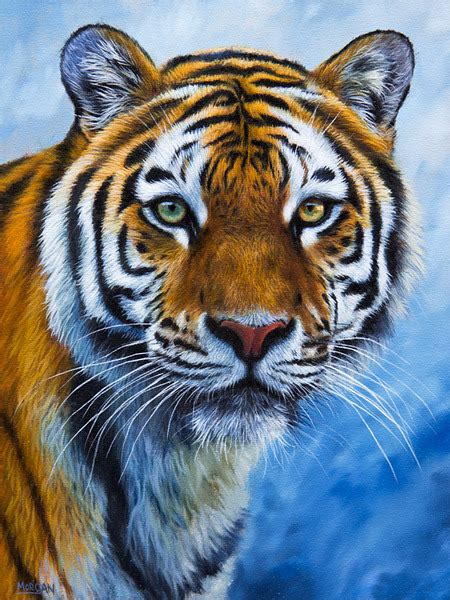 tiger painting  sale   draw  paint animals