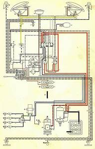 Volkswagen Wiring Diagram Bus And Transporter 1970 Vw Wiring