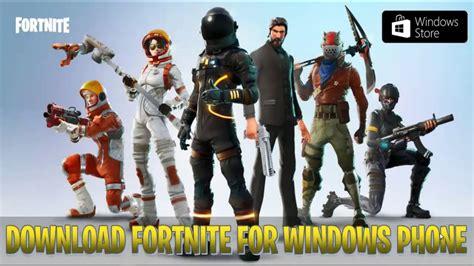 fortnite for windows phones free xap