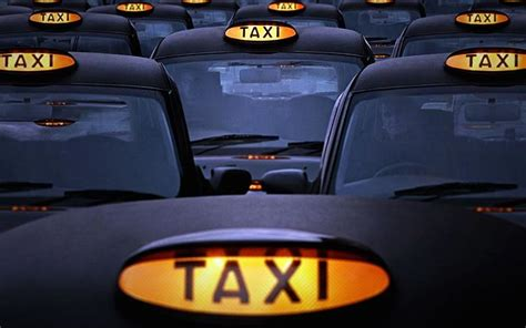Black Taxi, Mini Cab, Uber Car