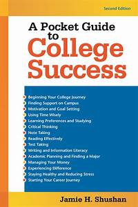 A Pocket Guide To College Success  9781319030896