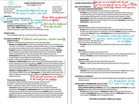 resume exles for childcare teachers resume ixiplay