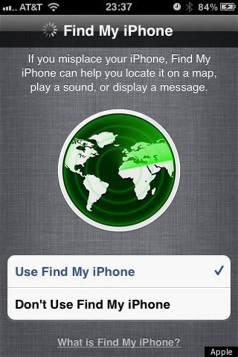 how does find my iphone work icloud s find my iphone is for the forgetful