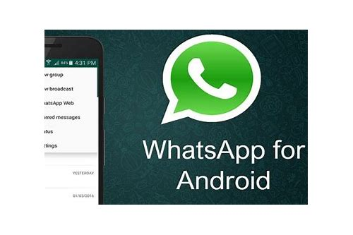 free whatsapp apk download for android 2.3.6