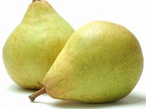 Pears: Health benefits and nutritional information  Pear