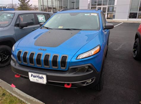 jeep trailhawk blue hydro blue and firecracker red page 3 2014 jeep