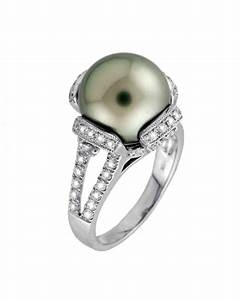 pretty pearl engagement rings martha stewart weddings With martha stewart wedding rings