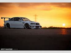 Do It Differently A Wide & Boosted E46 Speedhunters