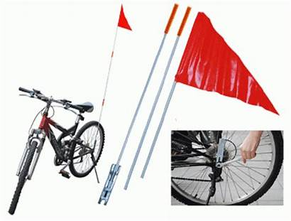Flag Bicycle Safety Flags Bike Rear Fix