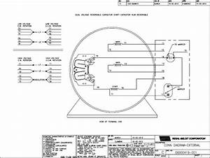 Hvac Compressor Wiring Diagram 1 2 Hp