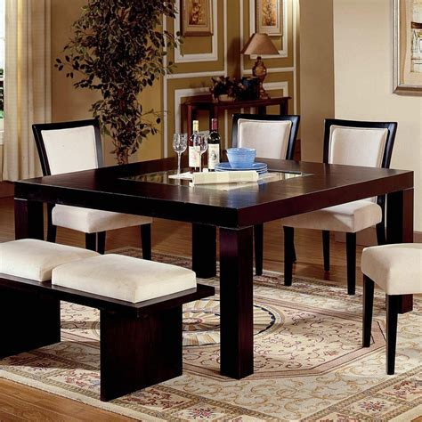 Buy Movado Square Casual Dining Table by Steve Silver from