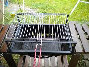 barbecue fait maison en fer 8 fabriquer un avec bidon d With barbecue fait maison en fer