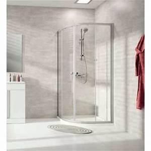 sdb store porte de douche et paroi de douche pas cher With porte de douche coulissante avec store velux salle de bain