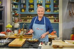 Jacques Pépin, the chef's chef, still charms TV viewers