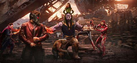 HD wallpaper: avengers: infinity war, spider-man, doctor ...