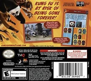 Dreamworks Kung Fu Panda 2 Box Shot For Ds Gamefaqs