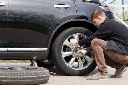 Hyundai Roadside Assistance Flat Tire by 5 Tips For Safely Changing A Flat Tire On The Roadside