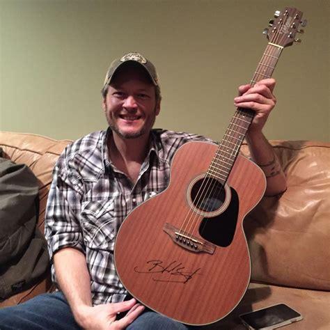 Blake Shelton proves that Artists Care, setting tone for ...