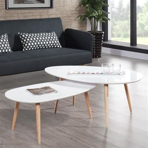 chaise blanche pas cher chaise design pas cher blanche 11 table basse design