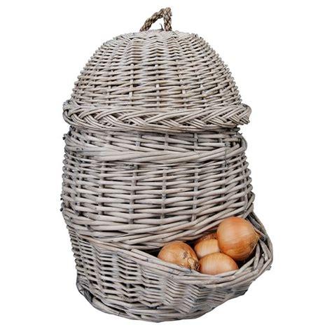esschert design usa basket gray esschert design usa