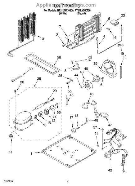 Whirlpool Defrost Heater Appliancepartspros