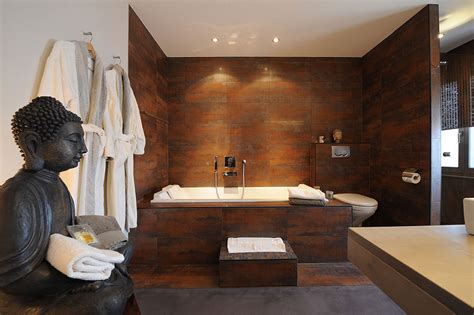 Spa Inspired Bathroom by 26 Spa Inspired Bathroom Decorating Ideas