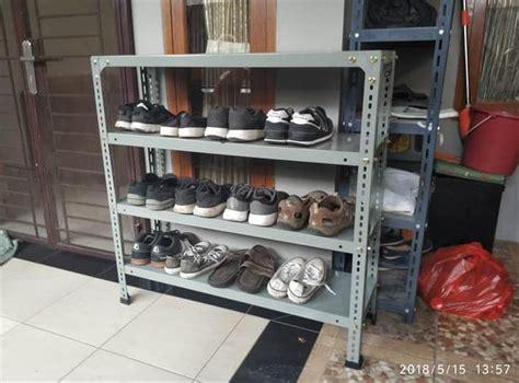 Jual Beli Rak Sepatu jual jual rak sepatu dari besi siku di lapak serleystore2