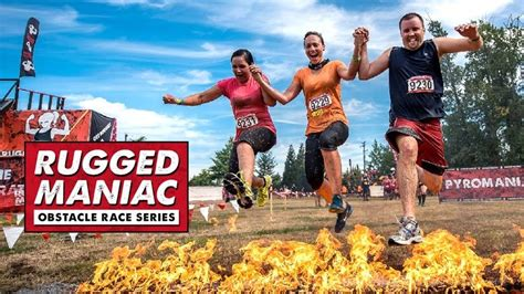 rugged maniac code rugged maniac 5k obstacle race nc 51 rush49