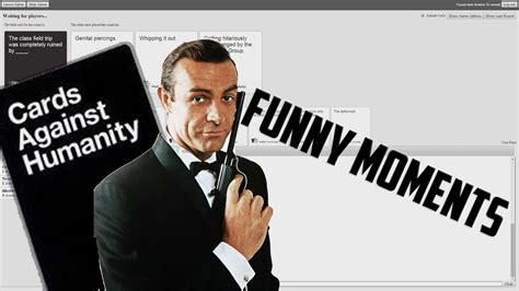 sean connery cards  humanity moments youtube