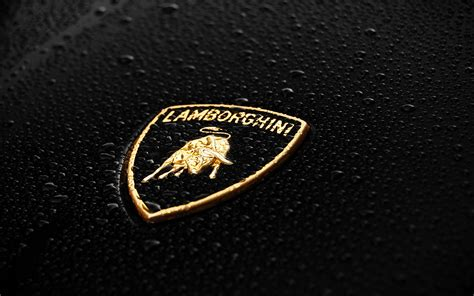 logo lamborghini hd lamborghini logo wallpaper hd car wallpapers id 2985