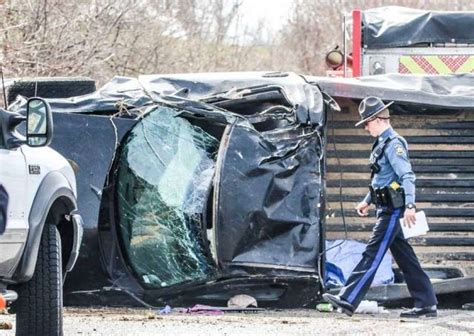Two-vehicle accident in West Alton pins man inside truck ...