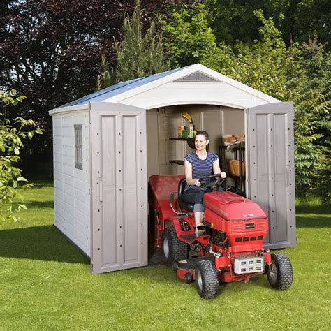 Keter Factor 8 X 11ft Shed